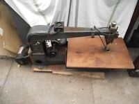 Hobbies Industrial Fretsaw scroll Saw - Very Heavy Duty -