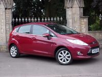 2010 FIESTA 2010 5 DOOR PX TO CLEAR OFFERED AT TRADE PRICE PART SERVICE HISTORY MOT SEPT 2017