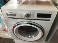 SIEMENS 8KG WASHING MACHINE LATEST MODEL WITH DELIVERY AND WARRANTY