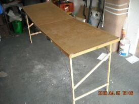 decorating paste table £6