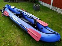 Sevylor Colorado 2 Person Inflatable Kayak
