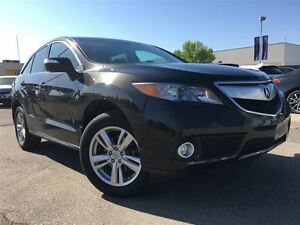 2015 Acura RDX Tech Pkg| Acura Certified| 7 years 130000 KMS War