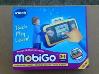 VTech Mobigo with 2 games