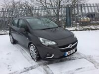 2015 (15) VAUXHALL CORSA 1.2 SE 5 DOOR HATCH BACK ONLY 24000 MILES FROM NEW OUTSTANDING
