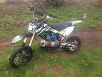 Demon X 125cc CRF 70 Size Pit Bike