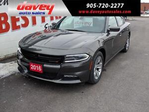 2016 Dodge Charger SXT REMOTE START, HEATED SEATS, DUAL EXHAUST
