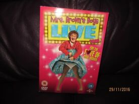 Mrs Browns Boys Live DVD