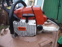 Stihl 044 chainsaw, spares or repairs
