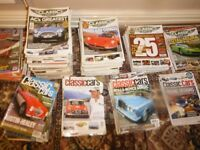 'Classic & Sports Car', and 'Classic Cars' Magazines