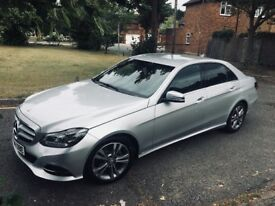 Mercedes E220 CDI SE7G -Tronic plus 2014 Model