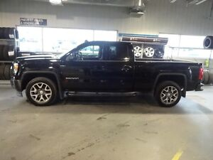 2014 GMC SIERRA 1500 4WD EXTENDED CAB all terrain, roues 20po, i