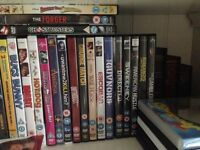 DVDs adults and childrens