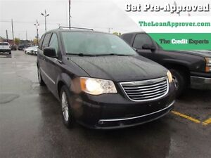 2015 Chrysler Town & Country Touring-L | CAM | LEATHER | REAR AI London Ontario image 1