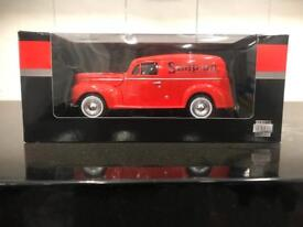 Snap on Van model ford snapon