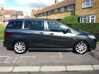 Mazda 5 Sport : - Family Sports 7-Seater... factory fitted as Top Specification