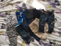 Baby boy 3-6 months trousers