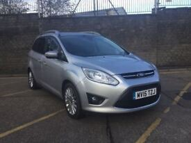 Ford grand c max titanium only £7500