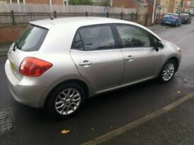 Toyota auris 2007 automatic gearbox