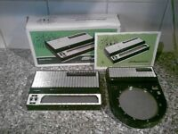 Stylophone and beat box