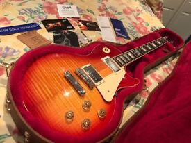 Gibson Les Paul Traditional 120th Anniversary PRICE REDUCED