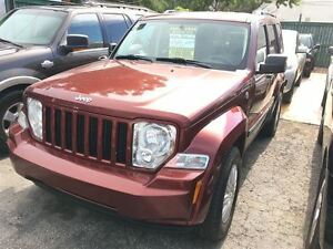 2008 Jeep Liberty HUGE SALE ALL UNITS REDUCED