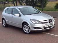 2008 Vauxhall Astra sxi1.6 , finance available , mot - July 2017 ,only 67,000 miles , focus.