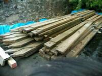 5x2 (125x52mm) 110 year old timber