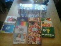 Cd collection dance music ministry etc