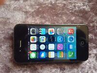 iphone 4, 32gb, unlocked, very good working & cosmetic,