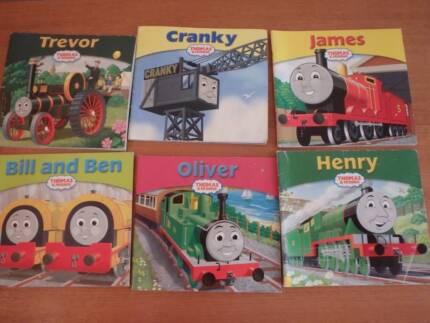 Thomas the Tank Engine books x 30