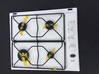 Ignis AKL710/WH Gas Hob, 60 cm, White [Energy Class A]