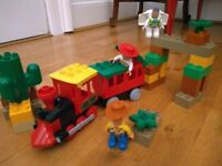 Lego Duplo Toy Story 3 Train Set (model 5659)