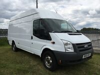 Ford Transit 115 350 Jumbo NO VAT TO PAY