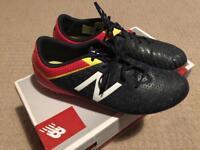 Size 7 New Balance football boots