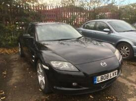 2008 Mazda rx8 231. Bhp very low miles