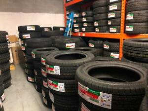 **BRAND NEW TIRES SALE**  185/70 R14 - 185/65 R15 - 205/40 R17- 225/60 R18 - 245/45 R19 - 215/65 R16
