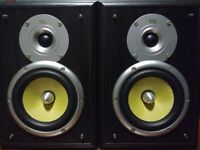 Speakers TDL Nucleus KV1 Bi-wired, perfect working order and perfect cosmetic condition, like new