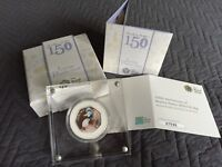 Jemima Puddle-Duck 150th anniversary 50p coin