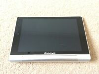 Lenovo Yoga 8 Inch 1.2 Ghz 16GB 1GB Android 1.2 WiFi Tablet - Silver