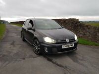2009 Volkswagen Golf SE TDI GTD, 2.0 Diesel, Manual, 5 door Hatchback, Black!!