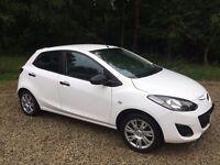 Mazda 2 TS White Saintfield, County Down