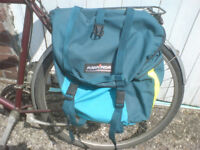 SINGLE AS NEW KARRIMOR PANNIER BAG