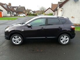 *** Cheapest mk 2 Nissan Qashqai N-Tec on this website ***