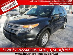 2012 Ford Explorer FWD*7 PASSAGERS, 6CYL, 3, 5L*