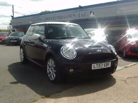 2007 MINI Hatch 1.6 PETROL Cooper S 3dr MANUAL