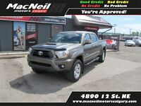 2013 Toyota Tacoma V6 - You're Approved!