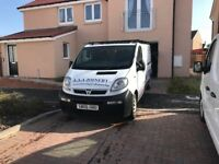 Vauxhall vivaro for sale £2200 137000 with new engine at 87000