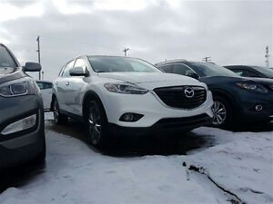 2015 Mazda CX-9 GT *Leather* *Navigation* *Heated Seats*
