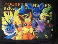 Pokemon Eevee Messanger School Bag