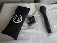AKG D 230 Omnidirectional Reporter's Microphone